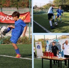 football cup, Scoala Europeana Bucuresti