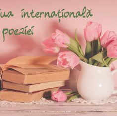 Ziua poeziei, Scoala Europeana Bucuresti