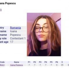 Ioana Popescu, Scoala Europeana Bucuresti