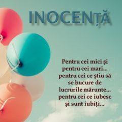 Inocenta, Scoala Europeana Bucuresti